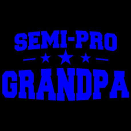 Semi Pro Grandpa