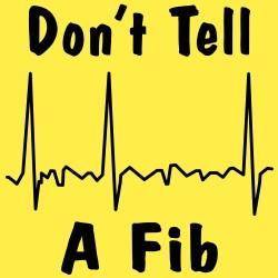 Don't Tell A Fib