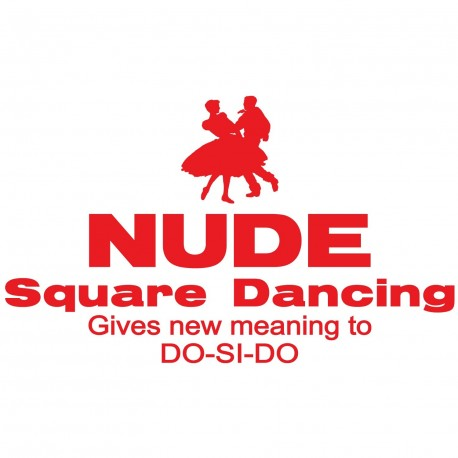 Nude Square Dancing Gives New Meaning To DO-SI-DO