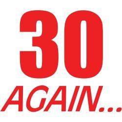 30 Again
