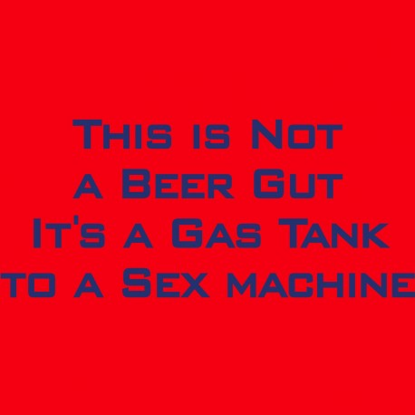 This Is Not A Beer Gut