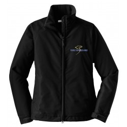 L354 Port Authority Ladies Challenger Jacket L354 True Black/True