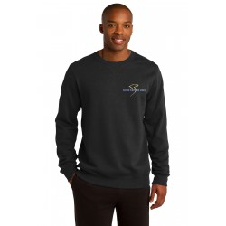 Eagle Express Lines ST266 Crewneck Sweatshirt - Black
