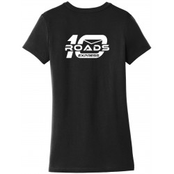 Womens Tshirt 10 Roads Express