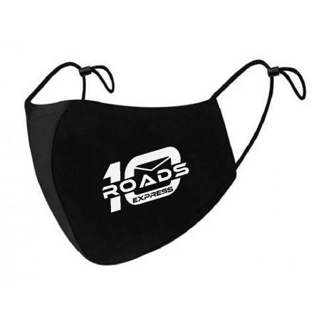 10 Roads Express Adjustable Mask
