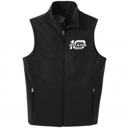 10 Roads Embroidered Soft Shell Vest