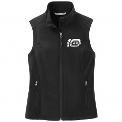 10 Roads Embroidered Women's Vest