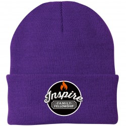CP90 Inspire Family Fellowship Embroidered Beanie