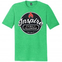 DM130 Printed Inspire Family Fellowship T-Shirt