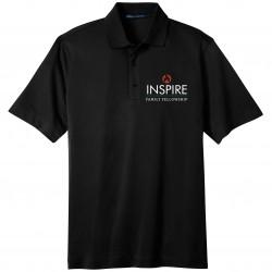 K527 Men's Embroidered Inspire Family Fellowship Polo