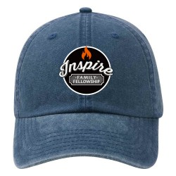 18-711 Inspire Family Fellowship Embroidered Cap