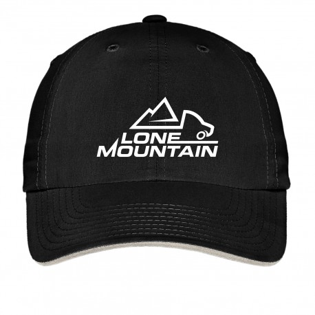 Lone Mountain baseball cap