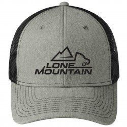 Lone Mountain Mesh Cap