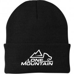 Lone Mountain Knit Cap