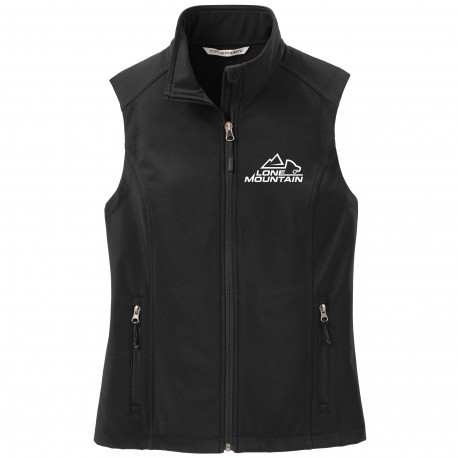 Lone Mountain Embroidered Women's Vest