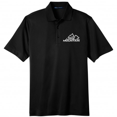 10 Roads Embroidered Men's Polo