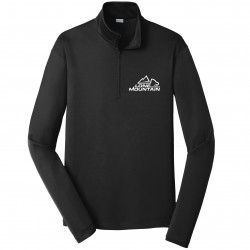 Lone Mountain 1/4 Zip Pullover ST357