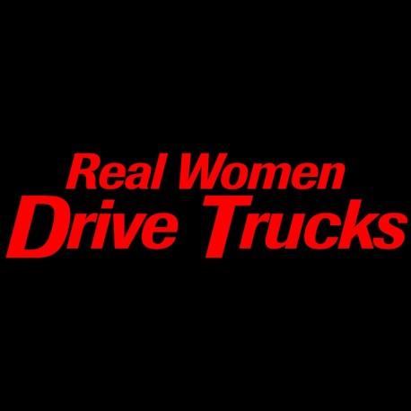 Real Women Drive Trucks