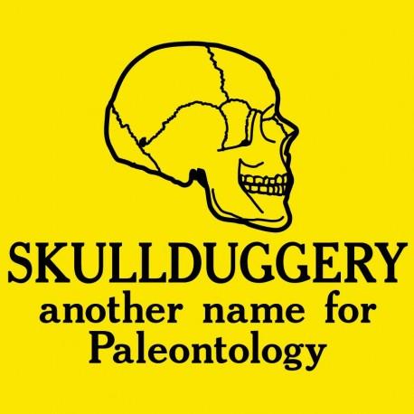 Skullduggery Another Name For Paleontology
