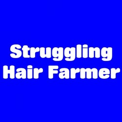 Struggling Hair Farmer