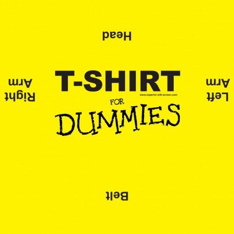 T-Shirt For Dummies