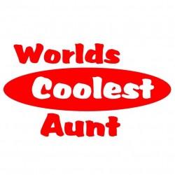 World's Coolest Aunt