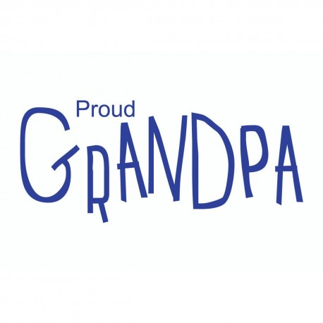 Proud Grandpa