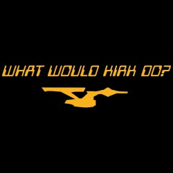 What Would Kirk Do?
